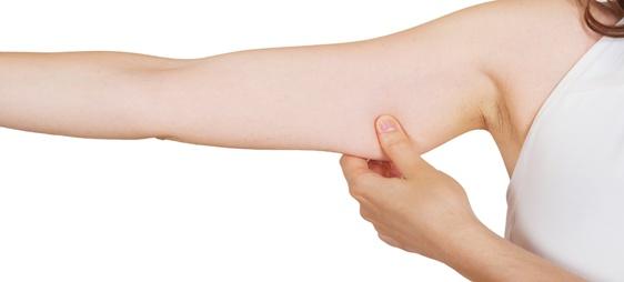 שאיבת שומן בידיים